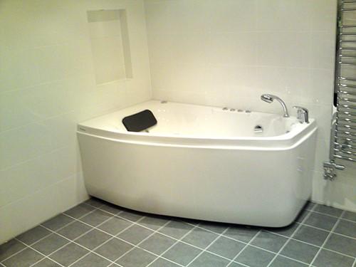 Badkar badrum